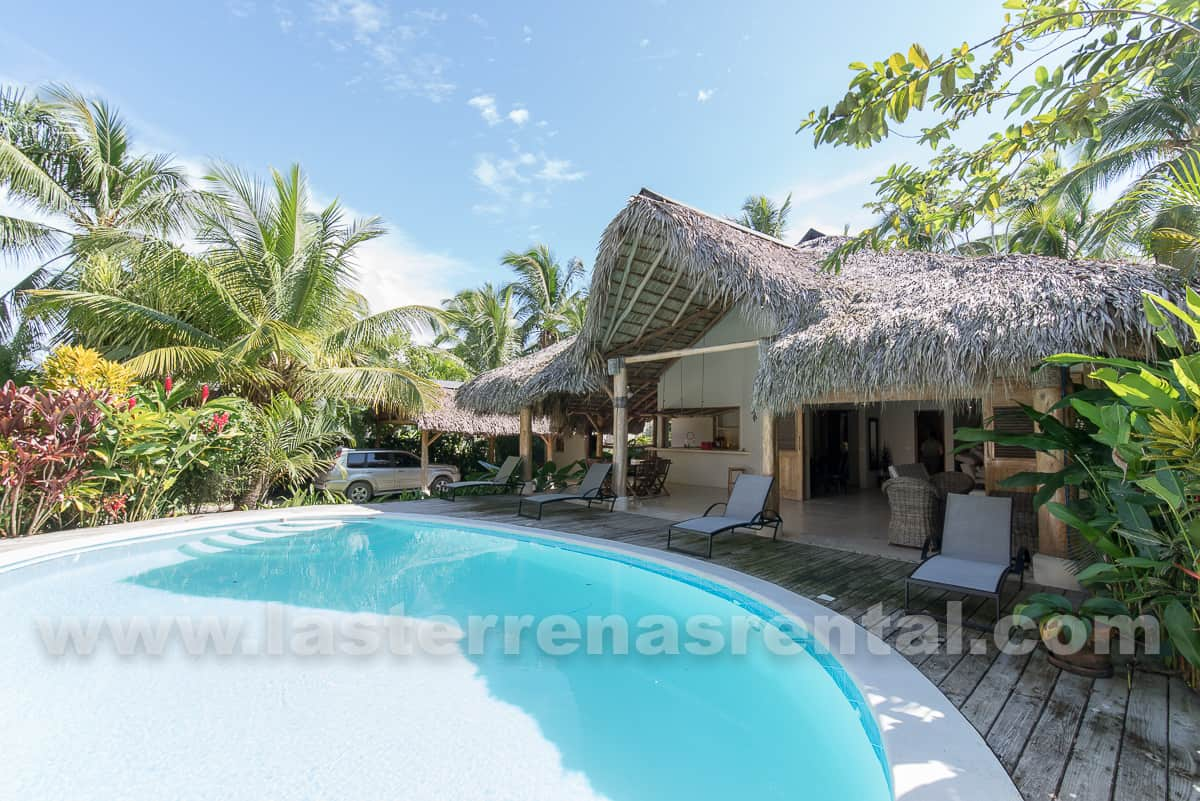 Casa mia las terrenas rentallas terrenas rental for Las terrenas